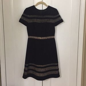 BCBG Black Kalli Dress